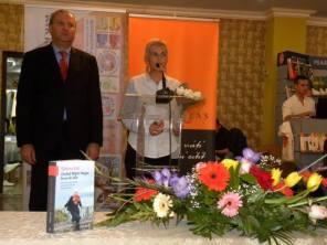 Lansare de carte Sabina Fatti